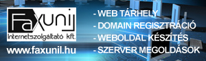 FaXuniL Internetszolgáltató Kft