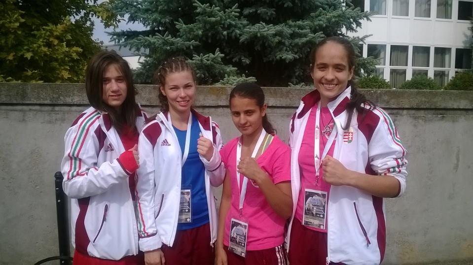 Női Junior és Ifjúsági EB, Keszthely 5-6. nap