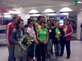 Barbados-Hazaérkezett a csapat