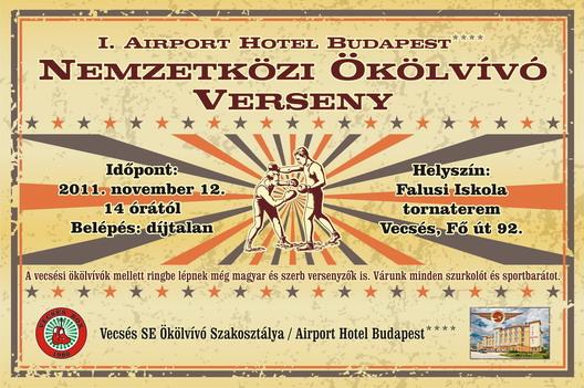 I. Airport Hotel****Budapest Nemzetközi Kupa