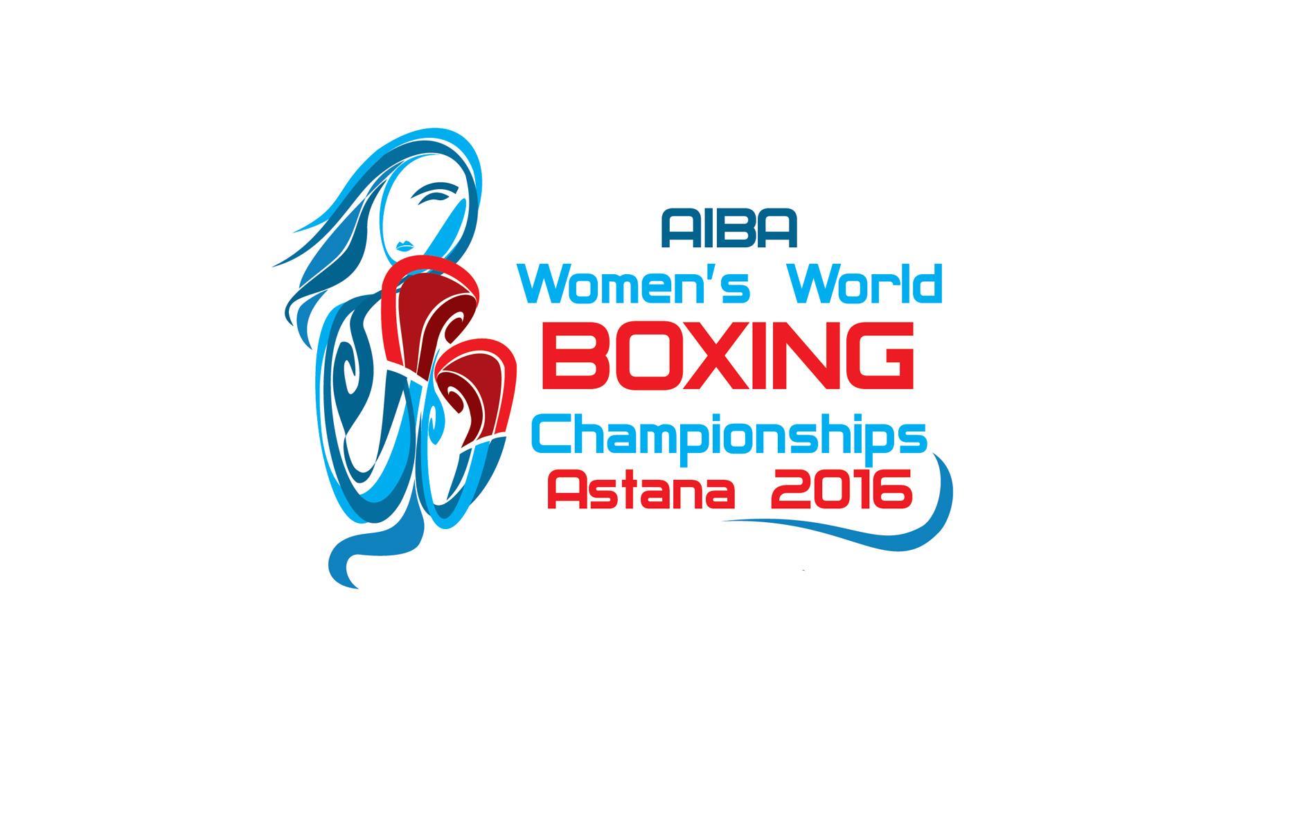 2016 Női VB, Astana. A sorsolás