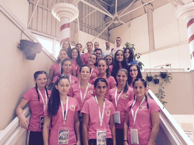 Női Junior és Ifjúsági EB, Keszthely 2. nap