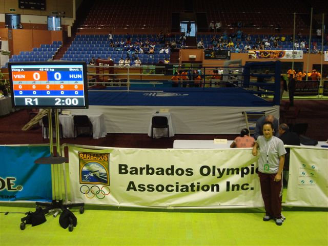 Barbados- 1. nap