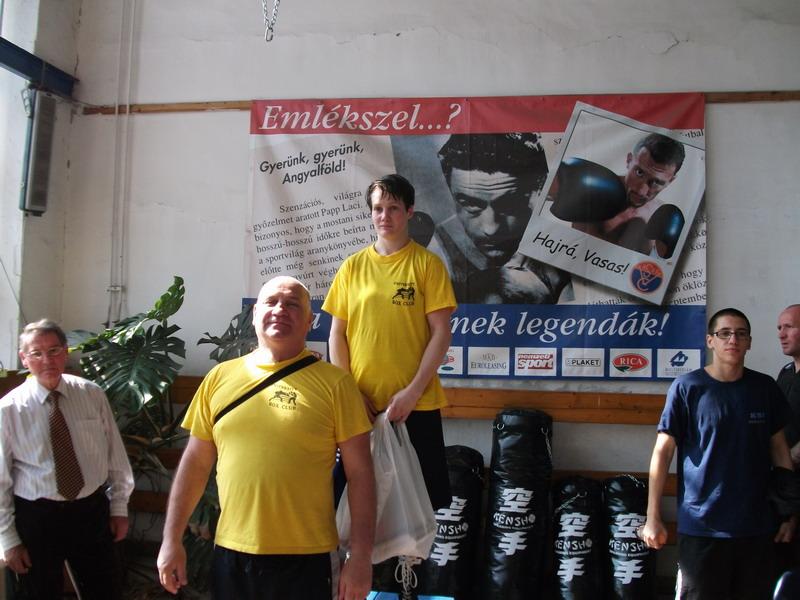 Budapest Bajnokság 3. nap