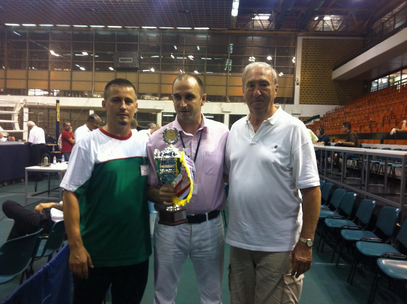 Golden Glove Vojvodina eredmények