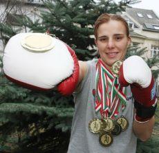 Kovács Mária a verhetetlen bokszkirálynő