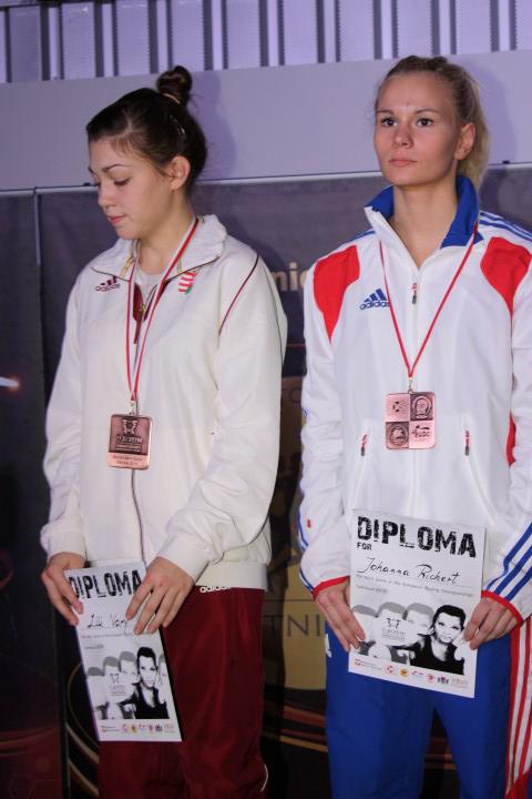 4. Női Junior és Ifjúsági EB