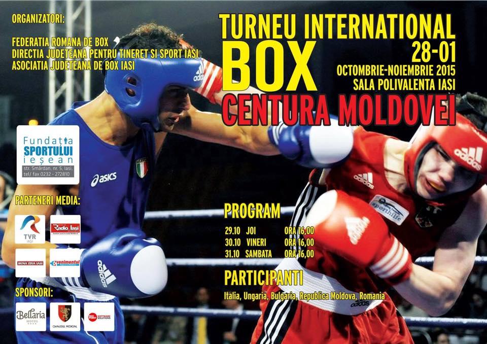 Moldavian Belt Tournament