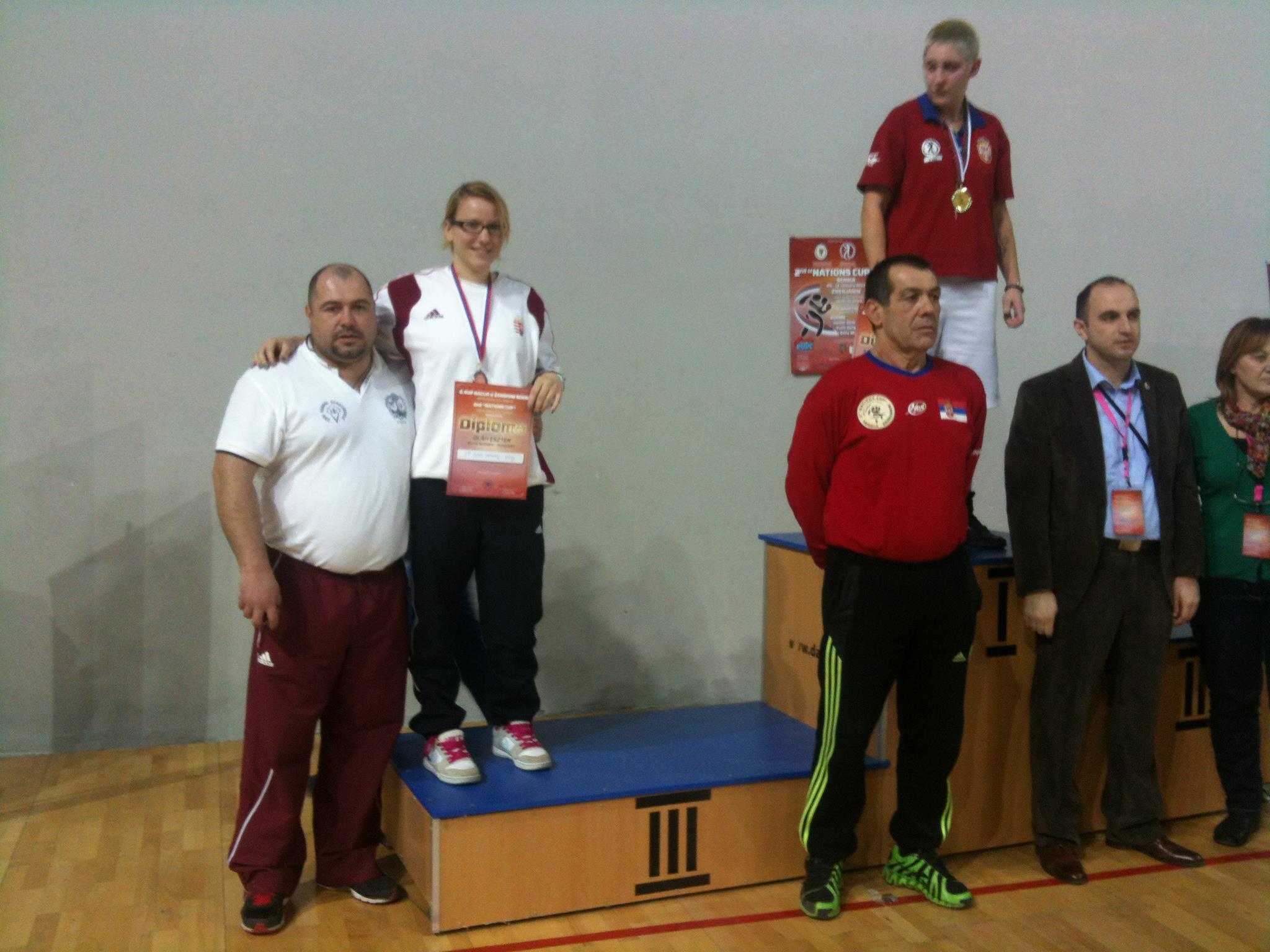2. Nations Cup, Szerbia