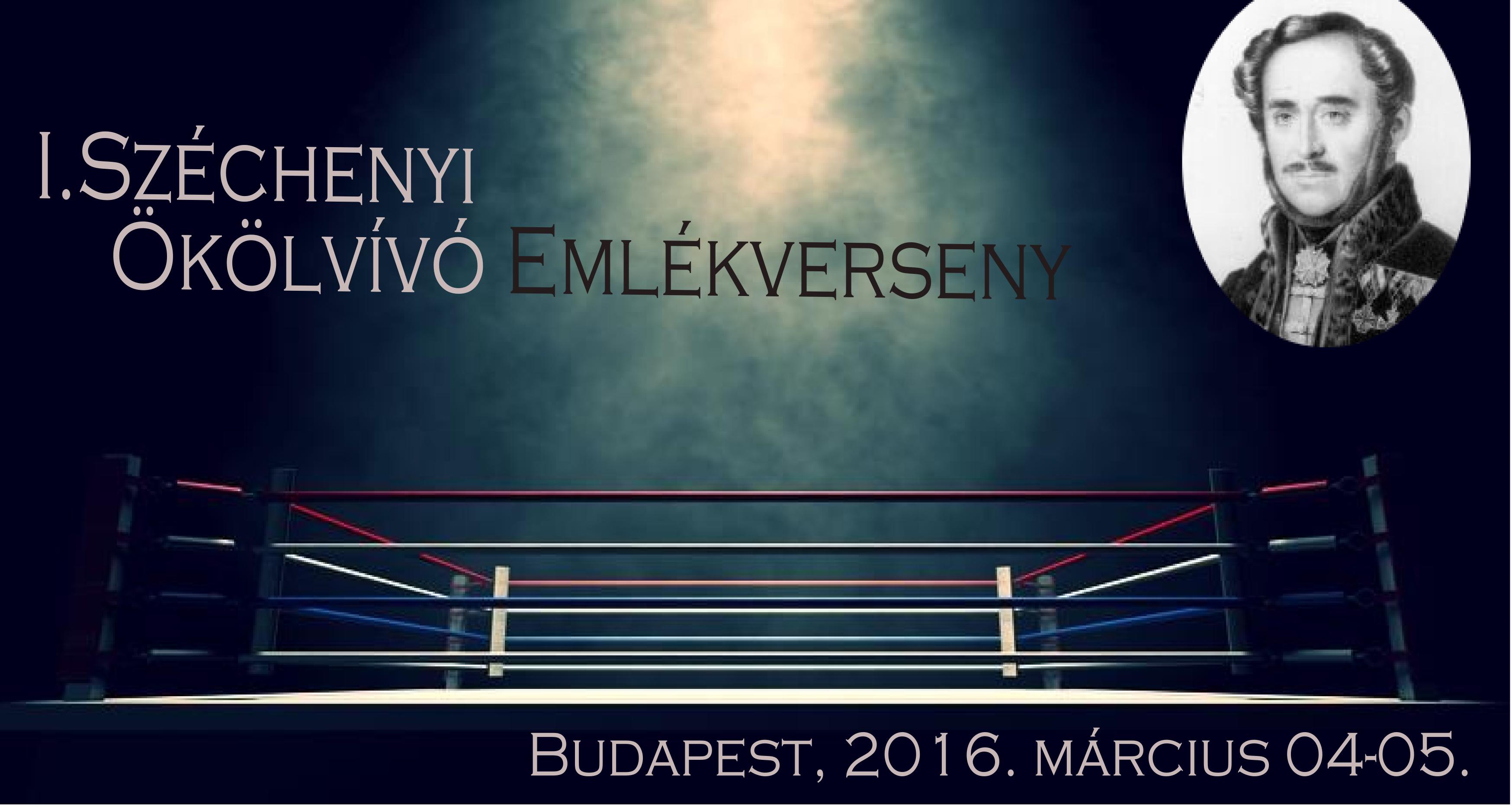 I. Széchenyi Ökölvívó Emlékverseny