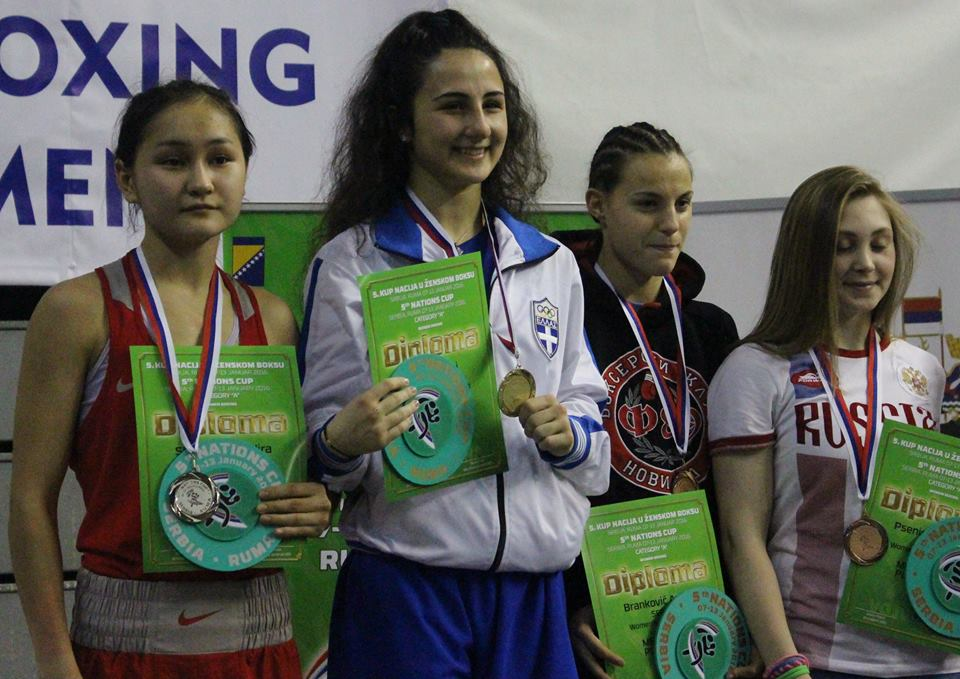 5. Nations Cup, Szerbia