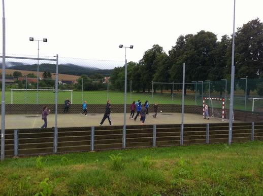 Edzőtábor Csehországban