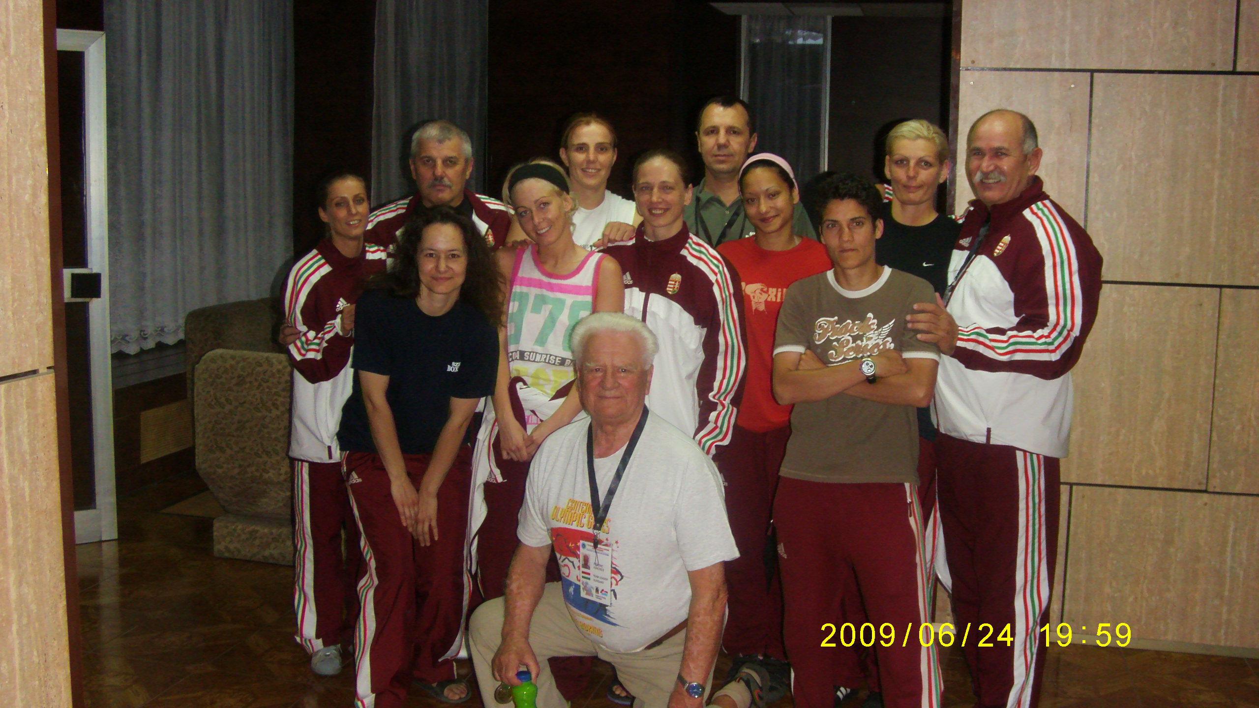 NŐI ÖKÖLVÍVÓ OB 2009
