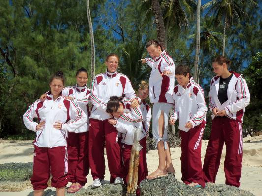 Barbados- Kovács továbbjutott a VB első fordulóján