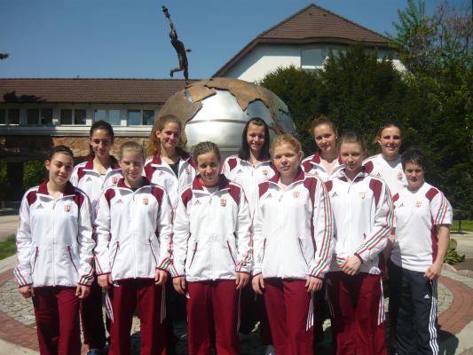 Antalya 2011. Megérkezett a magyar csapat.