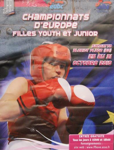 Junior és Ifi Európa-bajnokság 1. nap