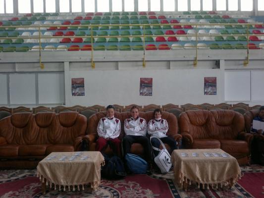 Algéria-Kovács Mária győzött Algériában
