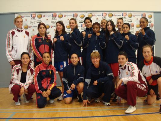 Dual Series nemzetközi női torna-Oxnard