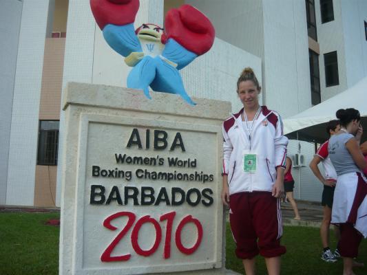 Barbados- Kovács Mária is 8 között van