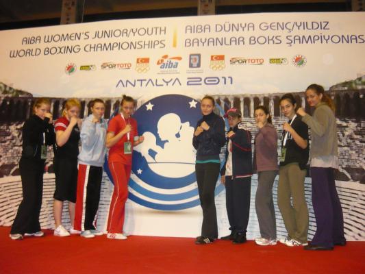 Antalya 2011- Az első nap a sorsolásról szólt