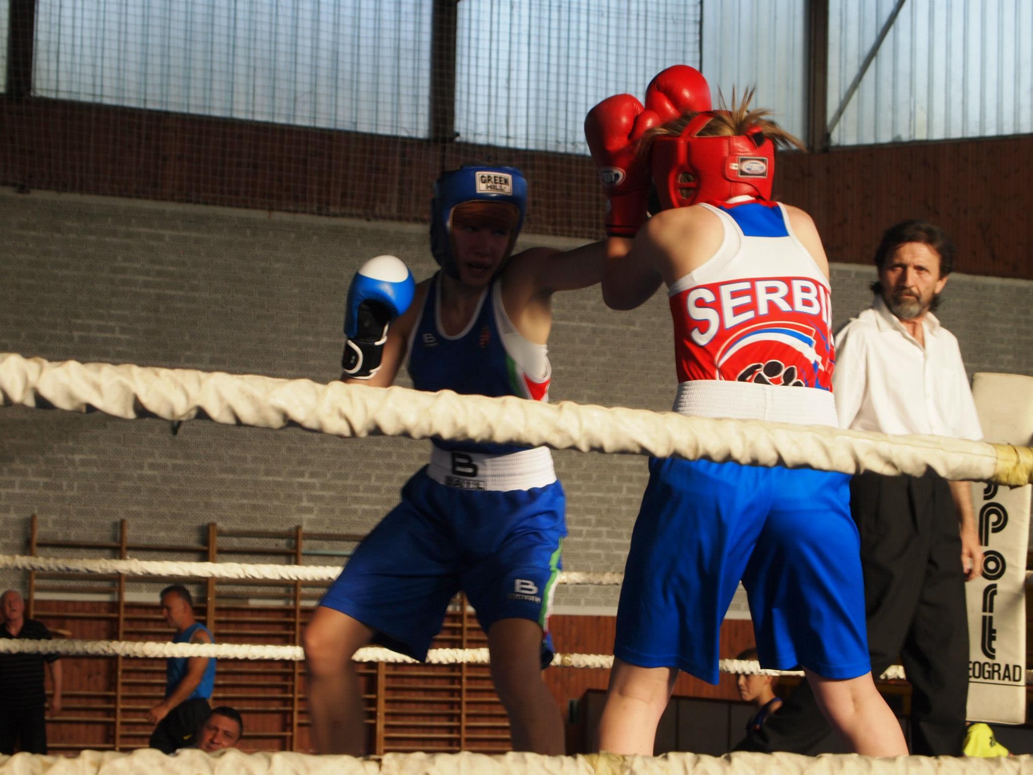 Eredmények a szerb-magyar csapattalálkozóról
